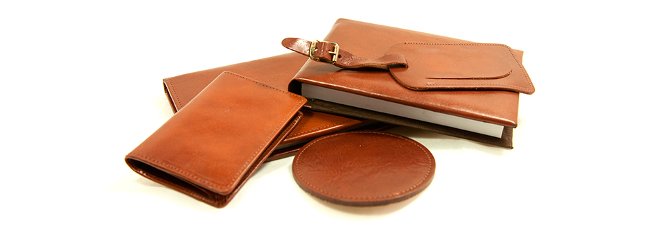 Leather Credit Card / Passport Holders